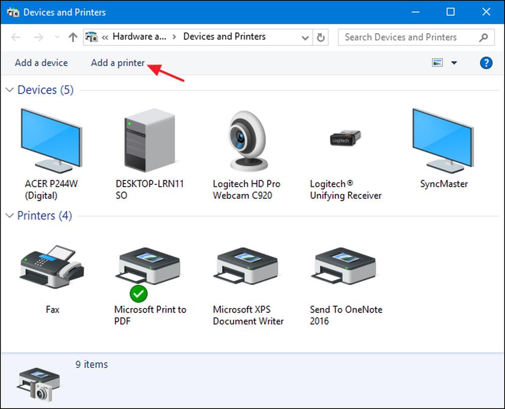 Cách chia sẻ máy in qua mạng LAN trên Windows 7, 8 và 10 siêu dễ 41