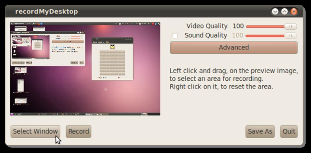 Запис активності екрана в Ubuntu з RecordMyDesktop / як | Кращі ...